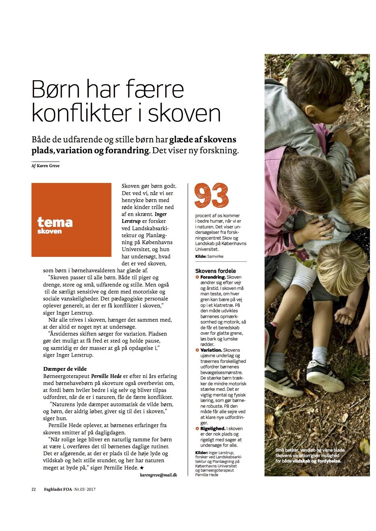 Fagbladet_FOA 2017 nr3 PernilleHede 7sider